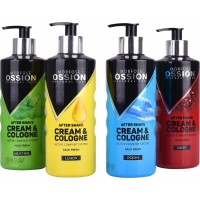 OSSION CREAM COLOGNE AFTERSHAVE