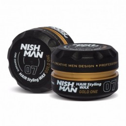 Nish Man Hair Styling Wax...